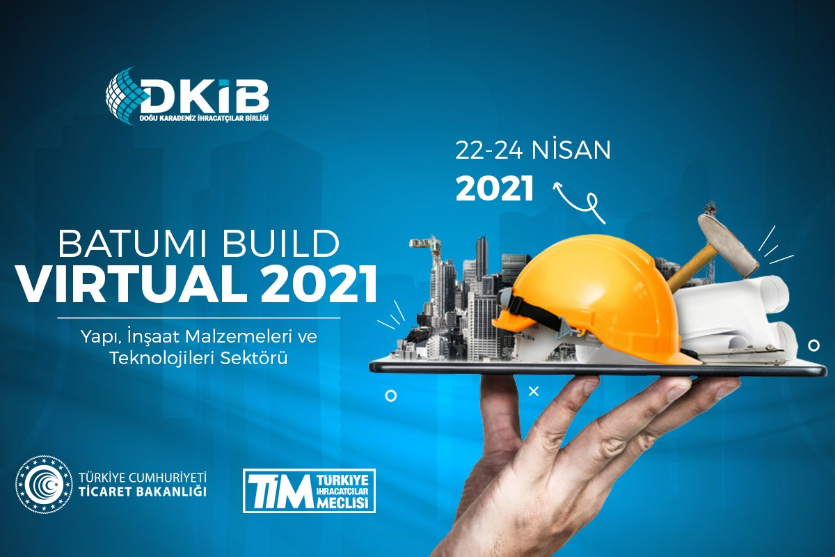 Batumi Build Virtual 2021 Fuarı